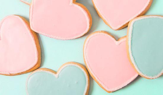 Costa Mesa, Kaliforniya: SusieCakes Sugar Cookies