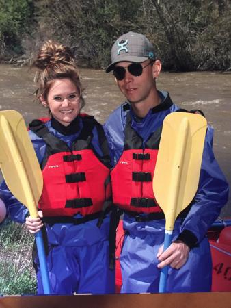 Pagosa Springs, CO: Wilderness Journeys River Rafting Trip 2016