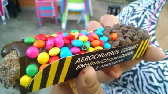 Aero Churros Gourmet
