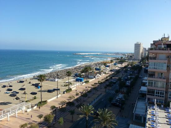 Yaramar Hotel: View from room 520