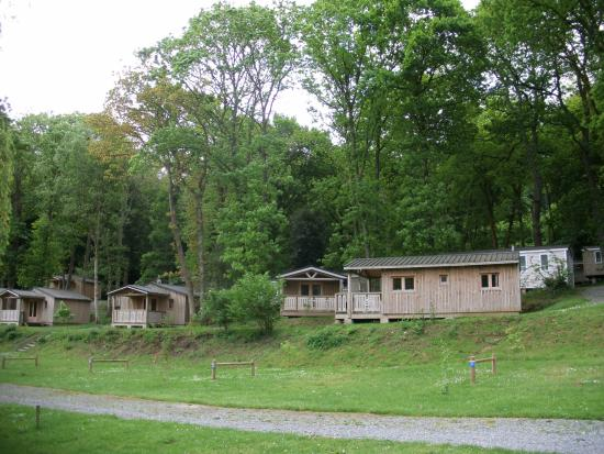 Flower camping la chenaie yport france campground for Hotels yport