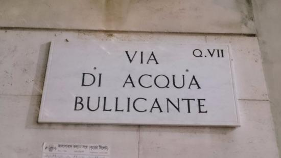 Affittacamere Acqua Bullicante Photo