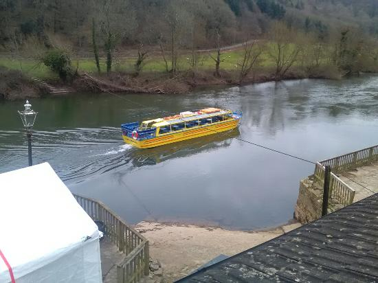 Ye Old Ferrie Inn: Lovely wedding anniversary weekend at Ye Old Ferris at Symonds Yat