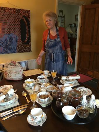 Dungarvan, Ierland: Gertie's world famous breakfast