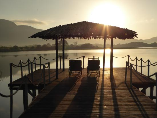 Mkuze, Sudáfrica: Lovely early morning view.