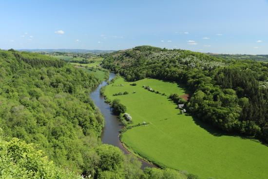 Image result for Symonds Yat Rock