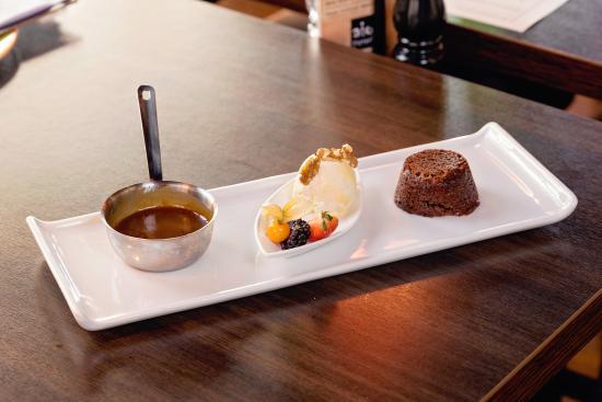 Aioli Tapasbar : Dessert
