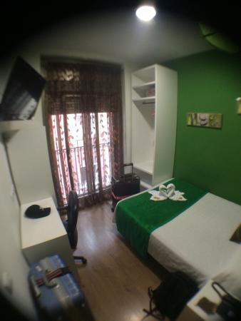 Madrid City Rooms : 馬德里市房