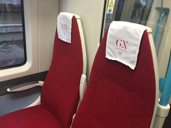 how to get from london gatwick to london