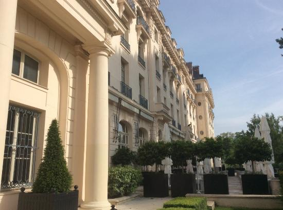 Picture of trianon palace versailles a waldorf astoria hotel versailles tripadvisor - Hotel trianon versailles ...
