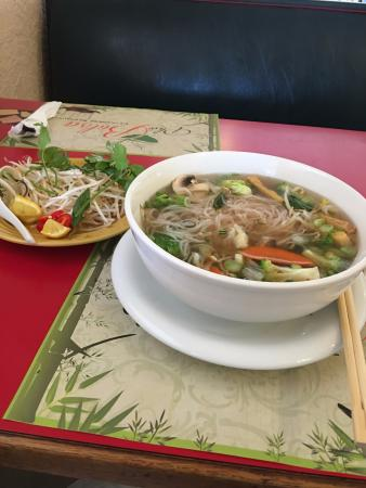Palm Bay, FL: Pho Bolsa - Vegetable Pho #20