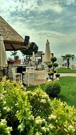 Struga, Republika Macedonii: Versus Beach Bar