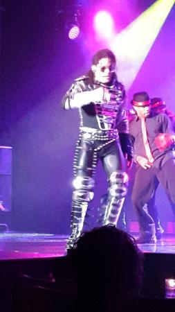 Michael Jackson -Live