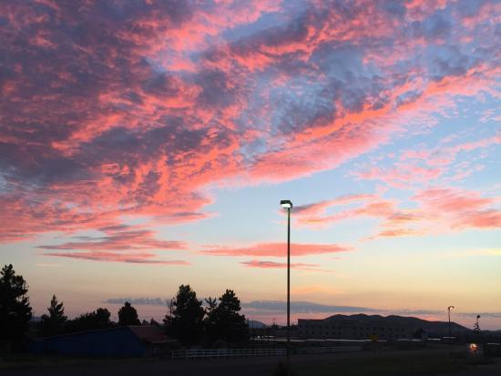 Alpine, TX: Sunset