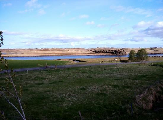 Kirkjubaejarklaustur, Island: Endroit très propre et chaleureux!!!!