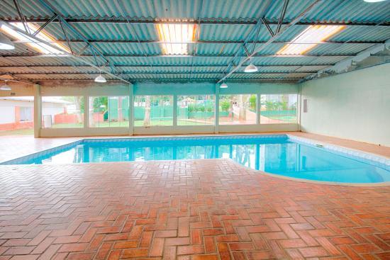Piscina externa foto de cataratas park hotel foz do for Cataratas para piscinas