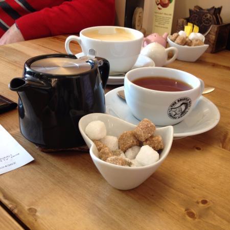 Kendal, UK: drinks