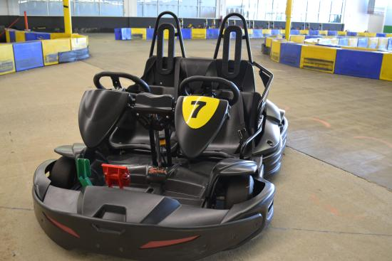 G-Force Karts : 2 Seater Kart! Perfect for a dad + younger kid who can't drive yet