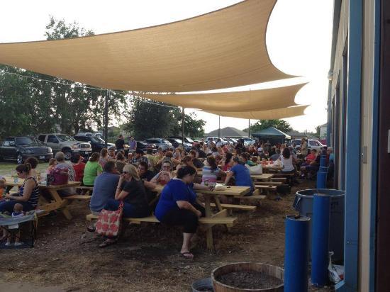 Richmond, TX: The Biergarten