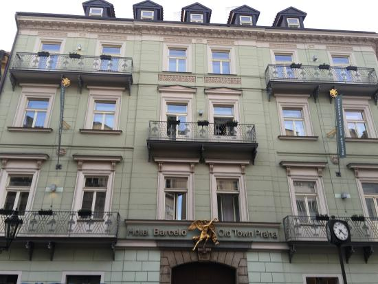 Picture of barcelo old town praha prague for Barcelo paris hotels