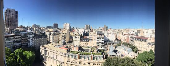 Palacio Duhau - Park Hyatt Buenos Aires: Awesome Tower View