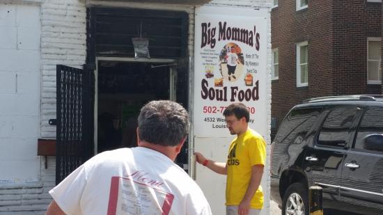 Big Mommas Soul Kitchen Louisville Restaurant Reviews Photos Phone Number Tripadvisor