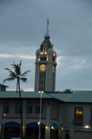 Honolulu Harbor: Tower