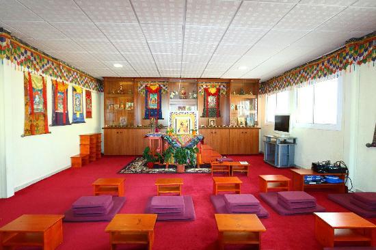 Ghe Pel Ling Canarias Centro De Estudios De Budismo Tibetano Mahayana