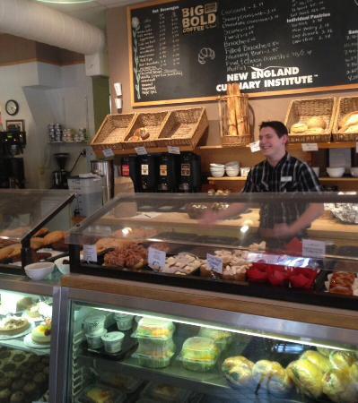 Montpelier, VT: New England Culinary Institute Bakery, La Brioche.