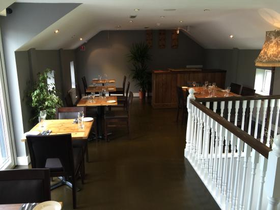 Roscommon, Irlanda: Upstairs Dining Area, Fresh Mint Plant, Lavender, Continental Breakfast