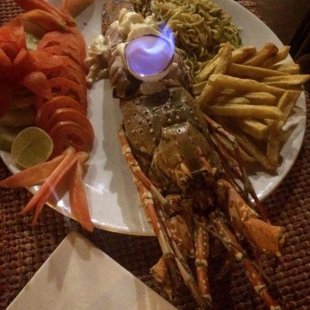 Over the Flames: Спасибо повару за этот чудесный ужин еще раз!