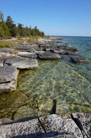 Manitoulin Island, Canadá: Rocks!