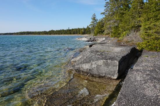Manitoulin Island, Canadá: More rocks!
