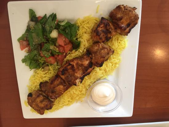 Dawali Mediterranean Kitchen, Chicago