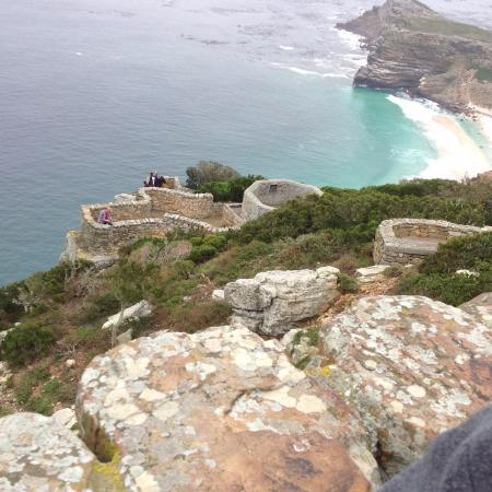 Victoria & Alfred Hotel: Cape point tour