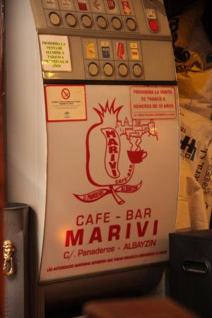 Cafeteria Marivi
