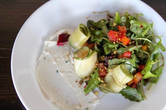 Wilson, Wyoming: Farm Salad