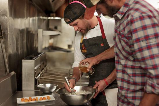 Wilson, WY: Chef Matty and Brewer Adam