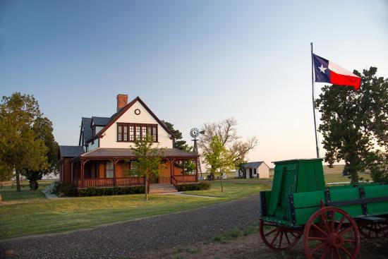 The Charles Goodnight Historical Center