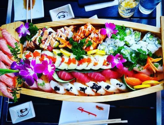 Tigard, Oregón: Epic sushi