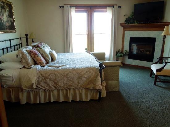 Country Hermitage Bed and Breakfast Traverse City: Pulcipher Room