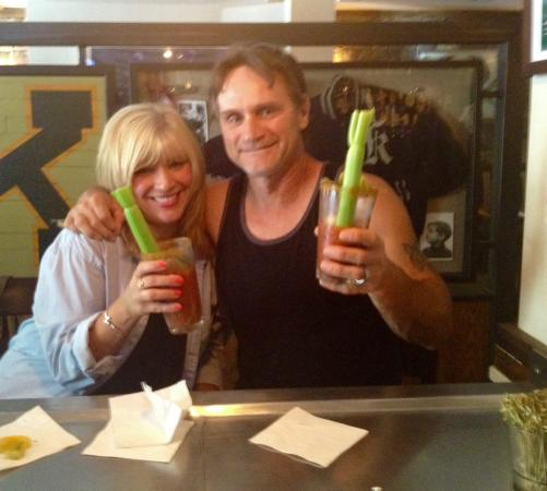 Kingsley Tavern : Ana's Bloody Mary's are the best and worth the drive !!!