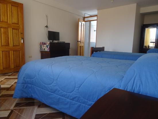 Chinchero, Peru: habitacion privada