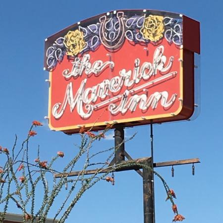 The Maverick Inn : Old Time!