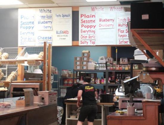 เฟอร์นีย์, แคนาดา: les cuisines et les bagels