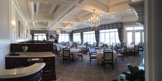 The formal dining room (Paul\'s Steak House) - Picture of ...