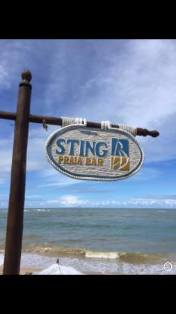 Sting Praia Bar Foto