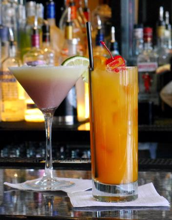 New Rochelle, NY: Coconut Martini and Rum Punch