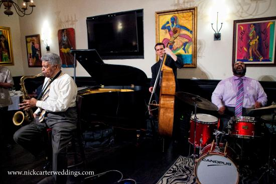 New Rochelle, NY: Jazz in Roscoe's Room