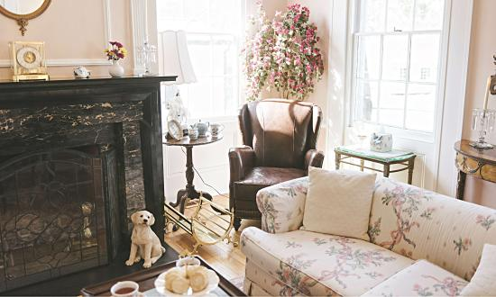 Bykenhulle House B&B : A comfy place to relax.